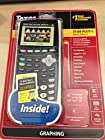 Texas Instruments TI-84 Plus C Silver Edition Graphing Calculator, Full Color Display, Includes Dummies Manual Inside, Light Pink