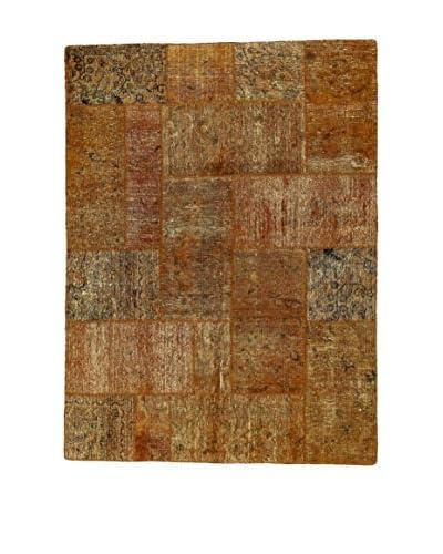 Eden tapijt patchwork veelkleurige 149 x 201 cm