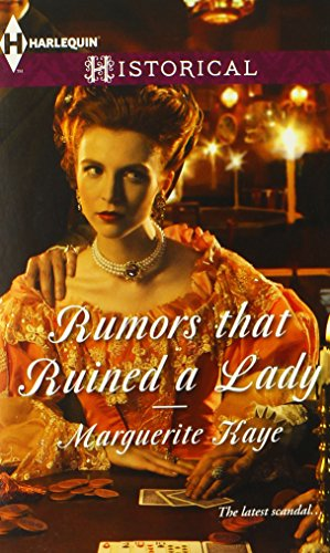 Image of Rumors that Ruined a Lady (Harlequin Historical\The Armstrong Sisters)
