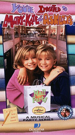 You're Invited to Mary-Kate & Ashley's Mall Party [VHS]