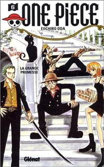 One Piece, Tome 6 : La grande promesse par Oda