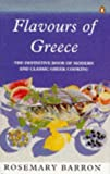 Rosemary Barron Flavours of Greece (Penguin Cookery Library)