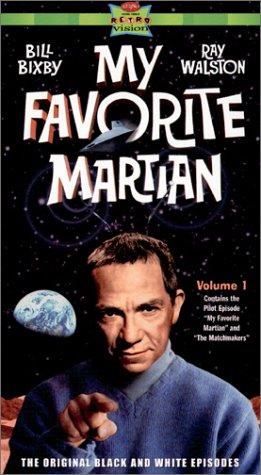 My Favorite Martian Vol. 1 [VHS] [Import]
