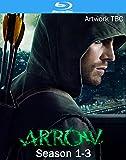 Arrow - Season 1-3 [Blu-ray]