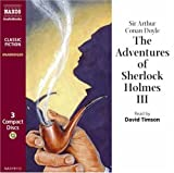 img - for The Adventures of Sherlock Holmes: Volume Three; The Adventure of the Cardboard Box/The Musgrave Ritual/The Man with the Twisted Lip/The Adventure of (Vol 3) book / textbook / text book