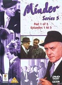 Minder: Series 5 - Part 1 Of 3 [DVD] [1979]
