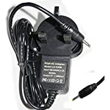 """5V 2A UK Wall Charger for Joytab GD Gemini Devices 9.7"""" Tablet"""