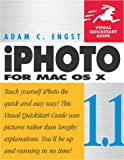 img - for iPhoto 1.1 for Mac OS X (Visual QuickStart Guide) book / textbook / text book