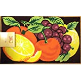 Amazon Com Fruit Amp Vegetables Area Rugs Amp Pads Home