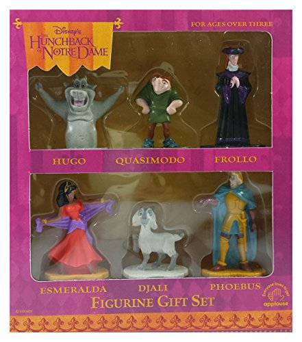 Disney's Hunchback of Notre Dame Figurine Set - 1