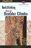 img - for Best of Boulder Rock Climbing (Regional Rock Climbing Series) book / textbook / text book