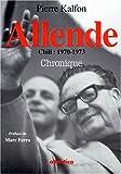 echange, troc Kalfon - Allende, Chili, 1970-1973