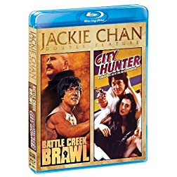 Jackie Chan: Battle Creek Brawl / City Hunter [Blu-ray]