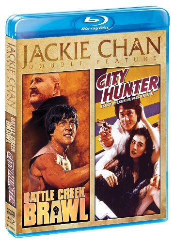 Image of Jackie Chan Battle Creek Brawl City Hunter Blu-ray]