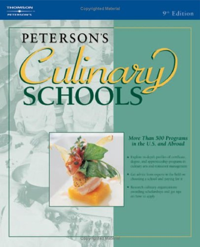 Culinary Schools 9th ed