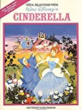 Bellini Vincenzo Cinderella - Vocal Selections (Disney Movie)