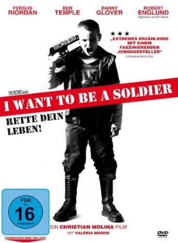 I want to be a Soldier [Alemania] [DVD]