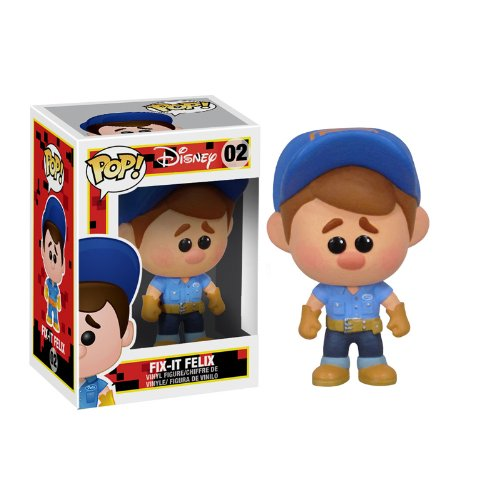 Funko POP Disney: Wreck It Ralph Felix Vinyl Figure