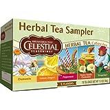 Celestial Seasonings Sampler Herb Tea 18 Teebeutel