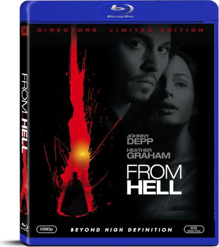 Cover art for  From Hell [Blu-ray]
