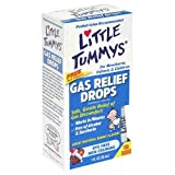 Little Tummys Gas Relief Drops for Newborns, Infants & Children, Berry, 1 Ounce (Pack of 3)