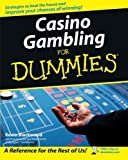 img - for Casino Gambling For Dummies by Kevin Blackwood (2006-07-31) book / textbook / text book