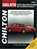 GM Century, Lumina, Grand Prix, and Intrigue, 1997-00 (Chilton Total Car Care Series Manuals)