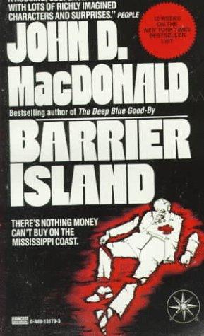 Barrier Island, John D. Macdonald