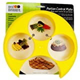 Meal Measure - Manage Your Weight, One Portion At a Time - Color Yellow