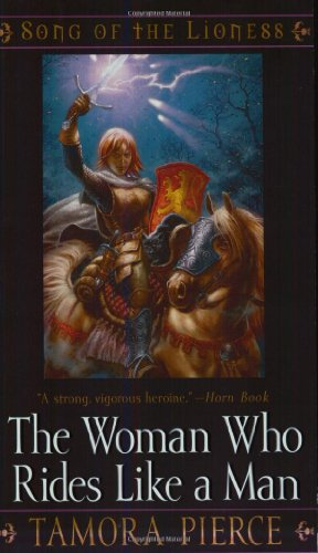 Cover of The Woman Who Rides Like a Man (Song of the Lioness)