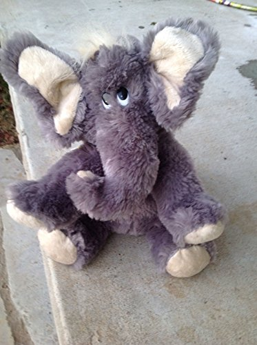Dan Dee's Collectors Edition Plush Elephant
