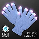 Small Let-It-Glow LED Gloves for Children
