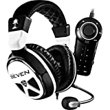 Turtle Beach Systems - Tbs-6010-01 - Ear Force Z7 Pc Gaming Headsetmlg Wired 5.1 Tourna