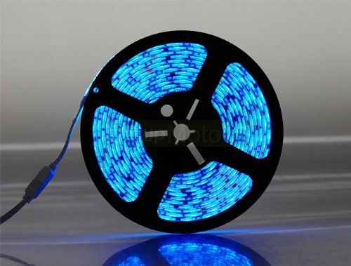 Generic 5M Blue Smd 3528 Waterproof 120 Led Strips