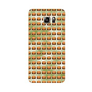 Skintice Designer Back Cover with direct 3D sublimation printing for Samsung Note 6