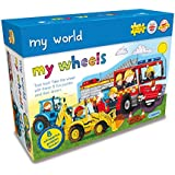 My Wheels Jigsaw Puzzle