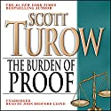 The Burden of Proof Audiobook by Scott Turow Narrated by John Bedford Lloyd