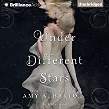 Under Different Stars: The Kricket, Book 1 Audiobook by Amy A. Bartol Narrated by Kate Rudd