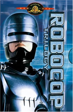 Cover art for  Robocop Trilogy