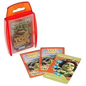 Shrek 2 Top Trumps