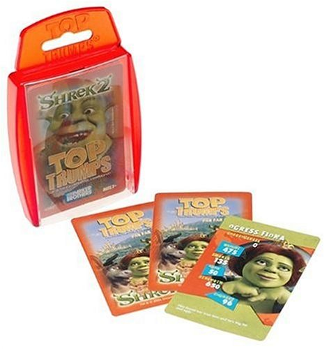 Shrek 2 Top Trumps - 1