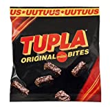 One Bag of Leaf TUPLA Original MINI BITES Finnish Milk Chocolates Mini Bars Candy Sweets
