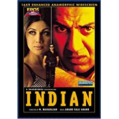 Indian (2001) - Sunny Deol, Shilpa Shetty, Om Puri, Malaika Arora, Shakti Kapoor, Danny Denzongpa, Raj Babbar