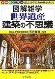 世界遺産 建築の不思議 (図解雑学)