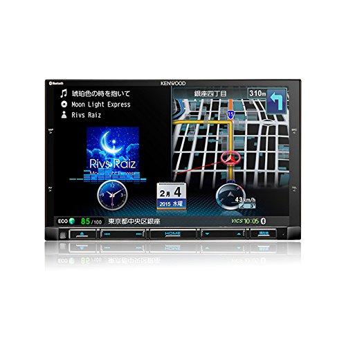 KENWOOD DVD/USB/SD AV ナビゲーションシステム MDV-X802L