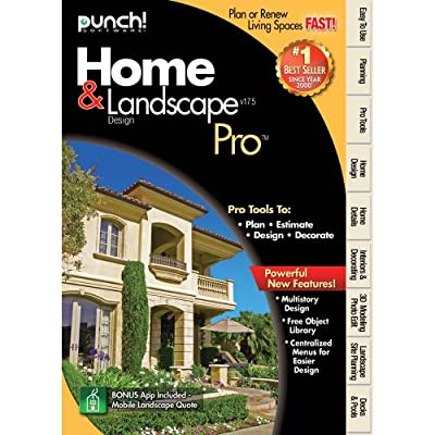 Punch! Home & Landscape Design Pro v17.5 [Download]