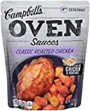 Campbell's Oven Sauce, Classic Roasted Chicken, 12 Ounce (Pack of 6)