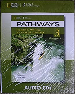 pathways reading writing and critical thinking 3 Buy pathways 3: reading, writing, and critical thinking: student book/online workbook package from nelson's online book store.