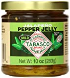 Tabasco Pepper Jelly, Mild, 10 Ounce