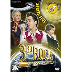 Third Rock From The Sun - Series 5 - Complete (UK Version)